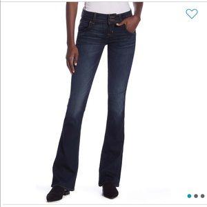 Hudson Beth baby boot jeans 27 dark wash